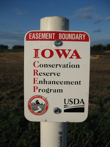conservation reserve enhancement program