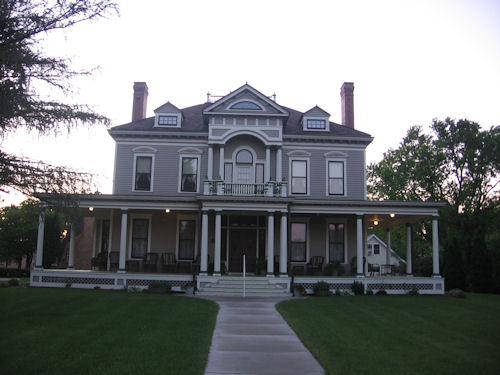 Dayton House Front View