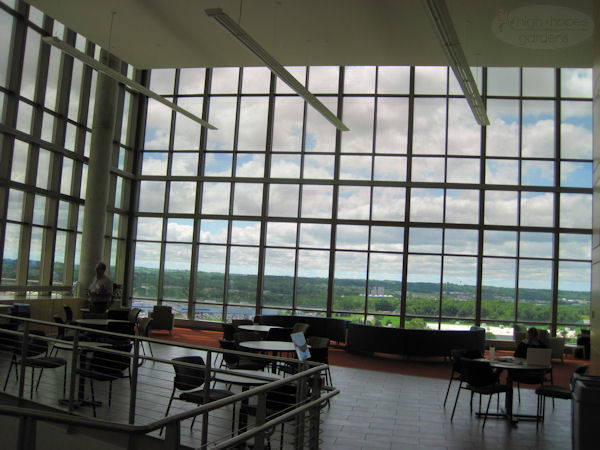 Regents Hall Atrium