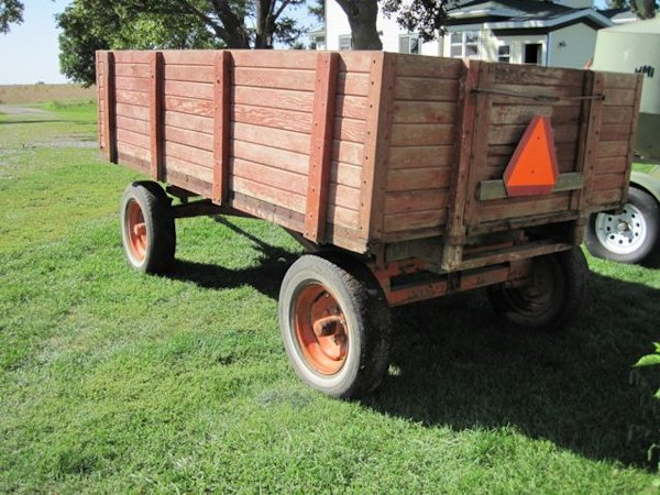 new idea barge wagon for sale