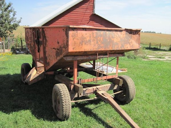 small gravity wagon for sale