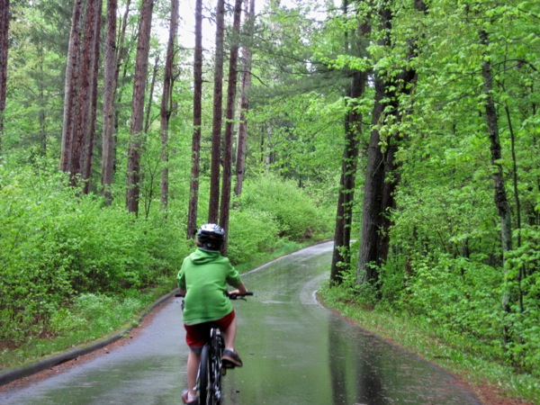 Itasca Bike Trail