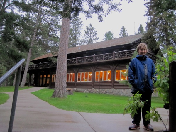 Lodge at Itasca State Park