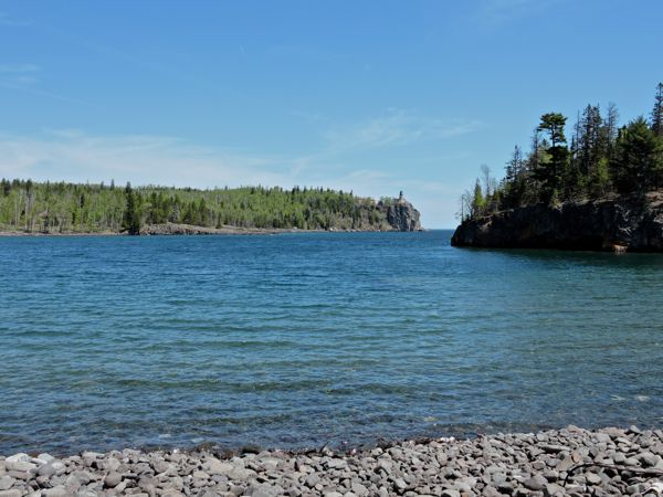 split rock park beach